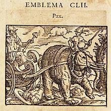 [Emblemata]. (Alciatus, A.). (Liber Emblematum).