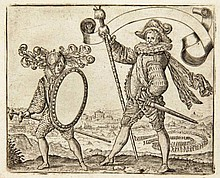 [Emblemata]. (Bry, Th de). (Emblemata nobilitai et