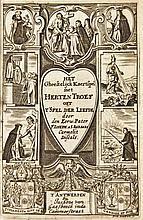 [Emblemata]. Joseph a S. Barbara. Het Geestelyck