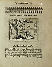[Emblemata]. (La Court, P. de). Sinryke fabulen,