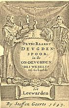 [Emblemata]. Baardt, P. Deugden-Spoor; in de