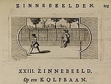 [Emblemata]. L(euve), R. van. Doorlugte