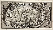 [Emblemata]. Dehne, J.C. Series of 23 (of 24)