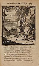[Emblemata]. Duikerius, J. Voorbeeldzels Der Oude