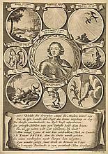 [Emblemata]. Burg, H. van den. Verzameling Van