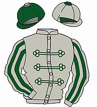 The British Horseracing Authority Sale of Racing Colours: SILVER, DARK GREE