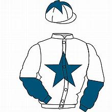 The British Horseracing Authority Sale of Racing Colours: WHITE, DARK BLUE