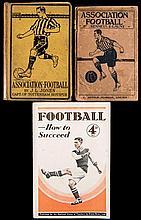 Jones (J.L.) (Capt. of Tottenham Hotspur) Association Football, 8vo., picto
