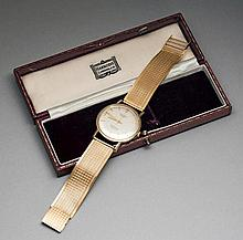 The gold watch presented by Tottenham Hotspur to club captain Danny Blanchf