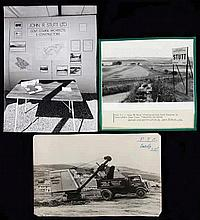 The archive of the golf course architect Hamilton J. Stutt (1924-2008),