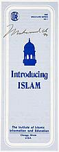 An Institute of Islamic Information and Education brochure signed by Muhamm