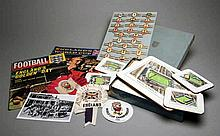 1966 World Cup memorabilia,  including a Football Association boxed tab