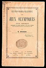 Spyridis (G.) La Panorama Illustre des Jeux