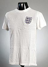 Geoff Hurst: a white England No.10 1970 World Cup
