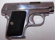 COLT VEST POCKET SEMI-AUTOMATIC PISTOL