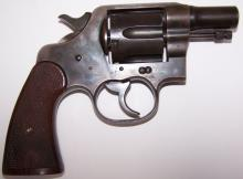 COLT U.S. ARMY MODEL 1917 DOUBLE ACTION REVOLVER