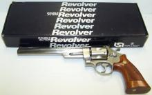 SMITH & WESSON MODEL 657 DOUBLE ACTION REVOLVER