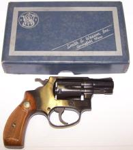 SMITH & WESSON MODEL 30-1 DBL ACTION REVOLVER