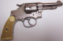 SMITH & WESSON HAND EJECTOR #1903 DBL ACTN RVLVR
