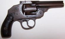 *IVER JOHNSON SAFETY AUTOMATIC DBL ACTN REVOLVER