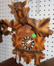 *GERMAN CUCKOO CLOCK