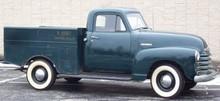 *1951 CHEVROLET 3100 SERVICE TRUCK