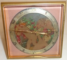 *FRENCH BOUDOIR CLOCK