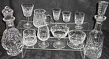 *81 PIECE SET OF WATERFORD CRYSTAL