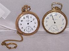 *2 POCKET WATCHES