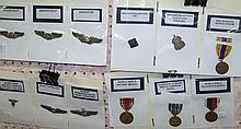 *GROUP OF MILITARY MEDALS