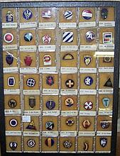 *GROUP OF MILITARY PINS