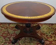 *PERIOD STYLE DINING TABLE