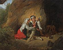 HANSELAERE OLD MASTER PAINTING