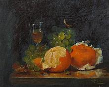 EXCEPTIONAL STILL LIFE PAINTING
