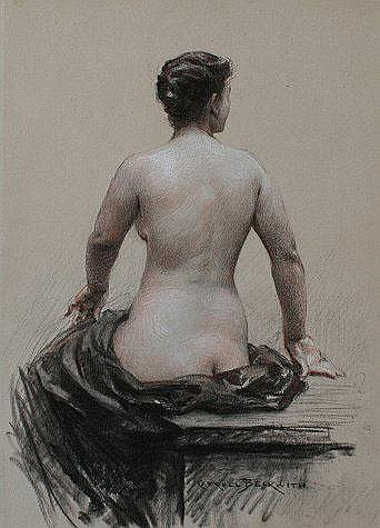 J.C. BECKWITH NUDE PASTEL