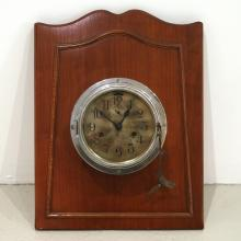 SETH THOMAS SHIP'S CLOCK