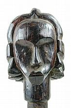 African Art hard wood carved sculpture