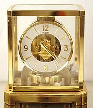 Le Coultre Atmos Swiss clock