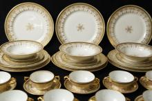 J. Pouyat Limoges china porcelain set