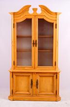 China Cabinet w wire mesh - French style