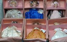 Madame Alexander dolls - First Ladies (First 6)