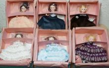 Madame Alexander dolls - First Ladies (Series II)
