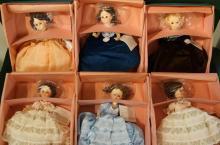 Madame Alexander dolls - First Ladies Series II