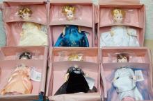 Madame Alexander dolls - First Ladies Series V