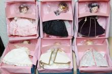 Madame Alexander dolls - First Ladies Series III