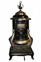 Riverside Aer Burner  Wood burning stove