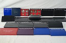 20 US Proof sets 1972 -1992