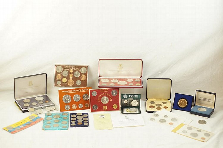Collection of International Proof Sets