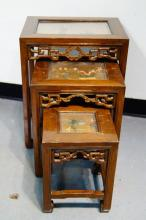 Chinese nest of tables