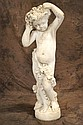 Cherub antique garden statue - 40